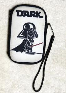 """Dark Vaderchen 5"""" Tasche"""